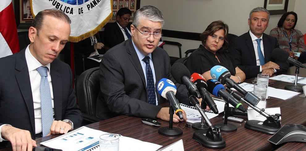MEF presenta Balance Fiscal del Sector Público No Financiero