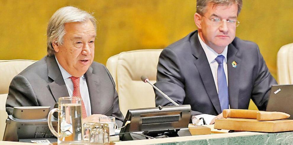 La ONU aprueba la tregua olímpica