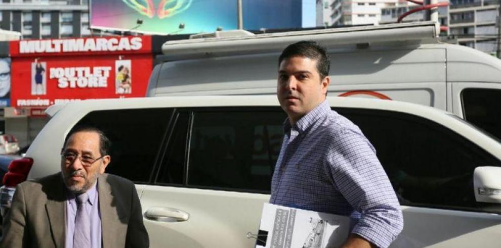 Ford y Suárez retoman indagatoria por caso autopista Arraiján- La Chorrera