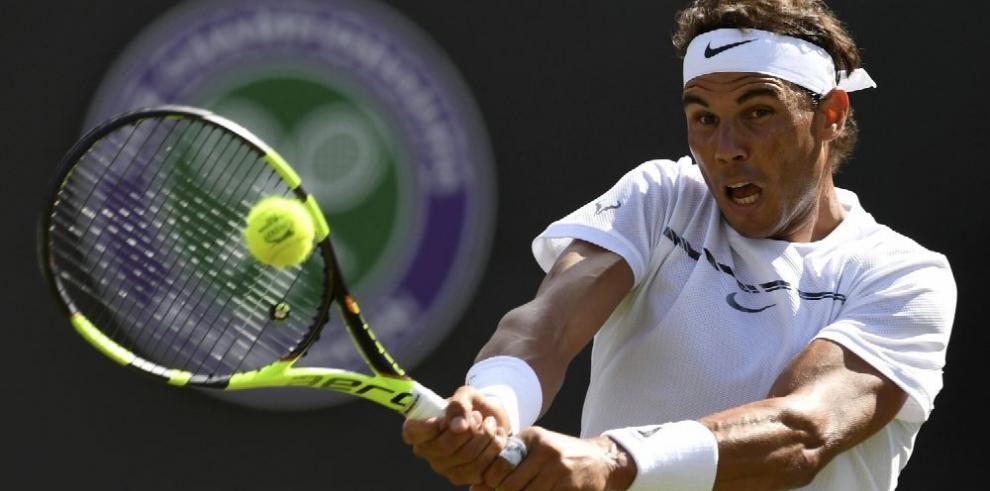 Nadal firma su mejor triunfo en Wimbledon