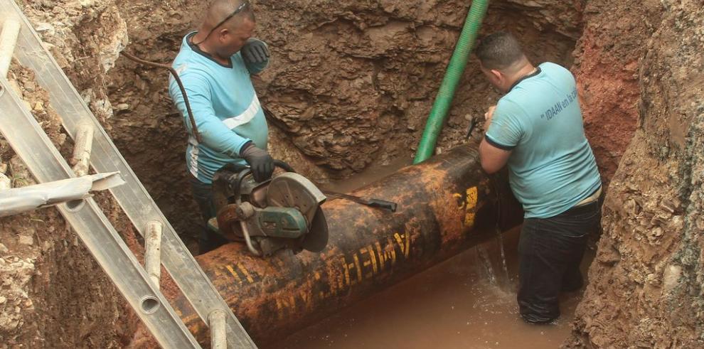 Trabajos de interconexión dejarán sin agua a varios sectores