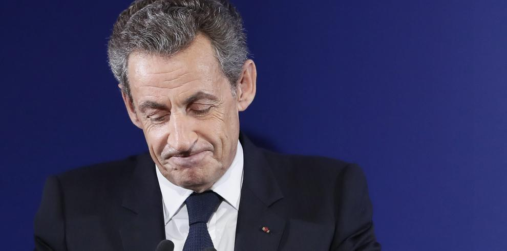 Sarkozy recurrirá su envío a juicio por financiación ilegal de su campaña