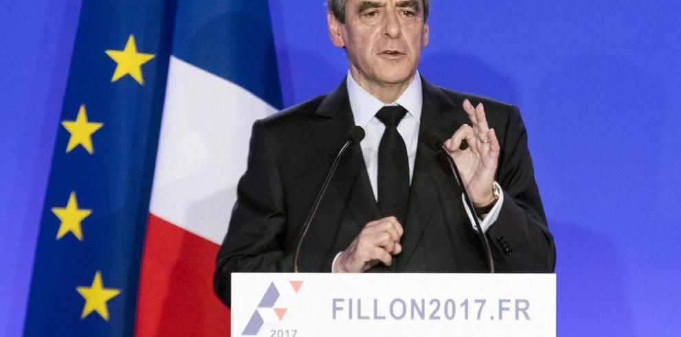 François Fillon: Nada me hará renunciar