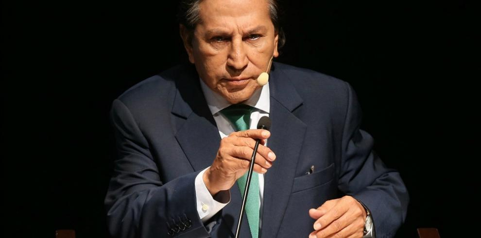 Fiscalía pide arresto de expresidente Toledo por caso Odebrecht