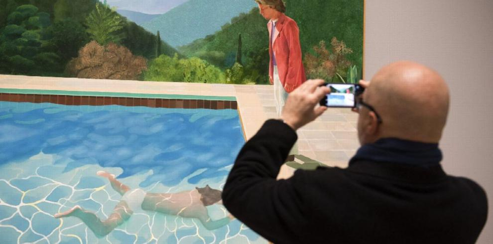 La Tate Britain se rinde a la obra de David Hockney