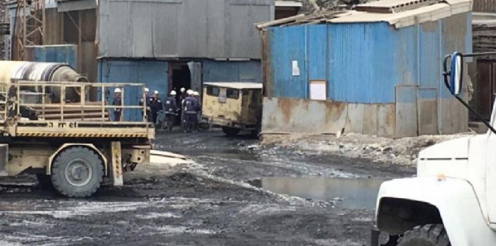 Explosión en una mina de metanorusa deja cuatro muertos