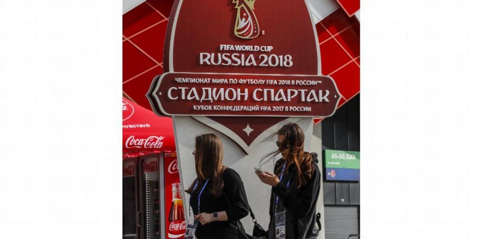 Un largo tour para la Copa del Mundo