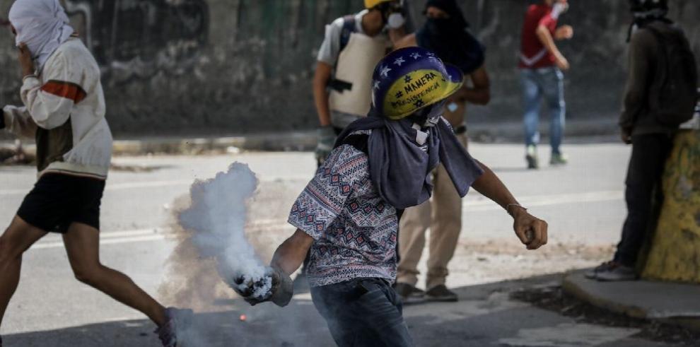 ONU urge a venezolanos a dejar la violencia