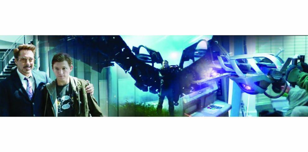 Spiderman, un nuevo vengador