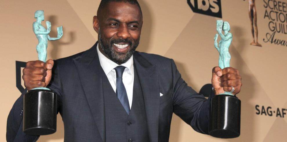 Idris Elba se refugió en la actuación para sobrellevar la muerte de su padre