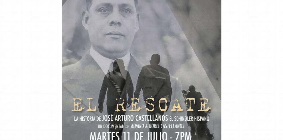 Estrenarán cinta 'El Rescate'