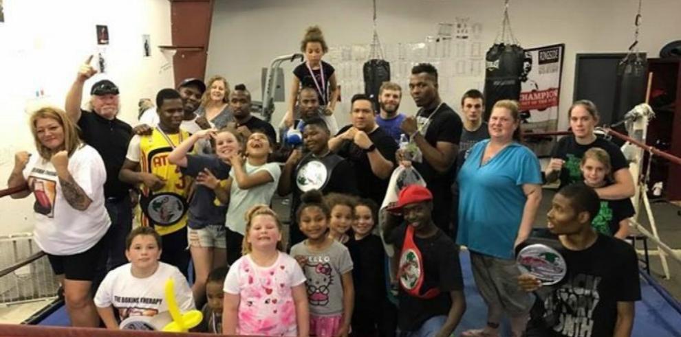Boxeo Terapia tendrá una nueva actividad