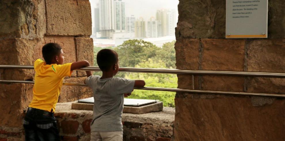 La integración urbana de Panamá Viejo