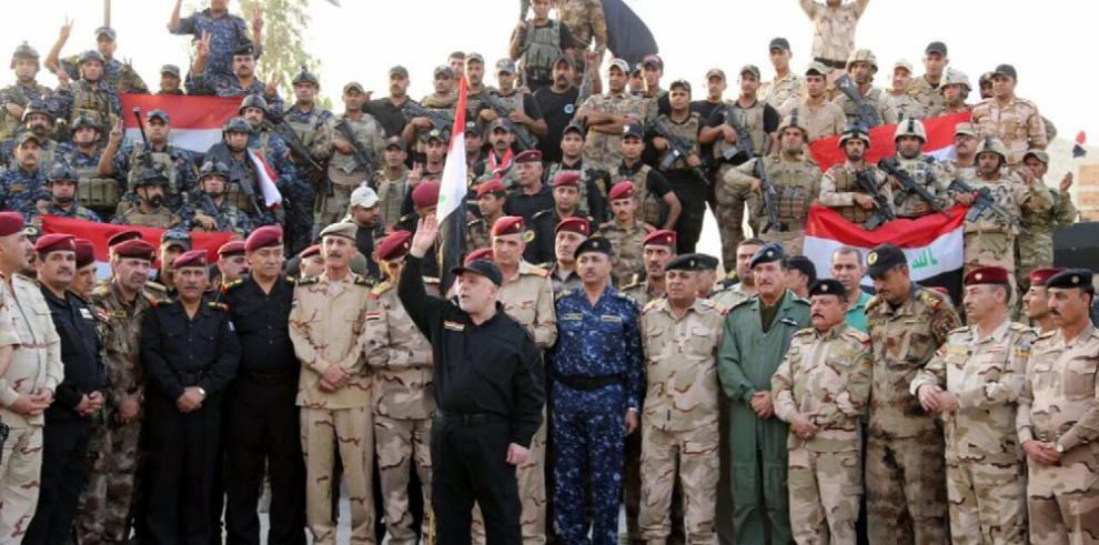 Irak declara día festivo para celebrar la victoria de Mosul