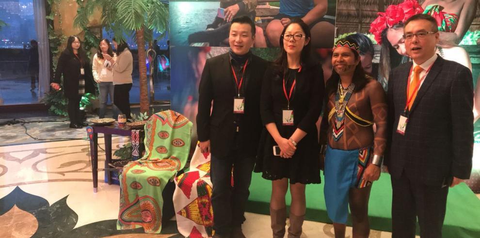 Autoridad de Turismo de Panamá promueve turismo chino