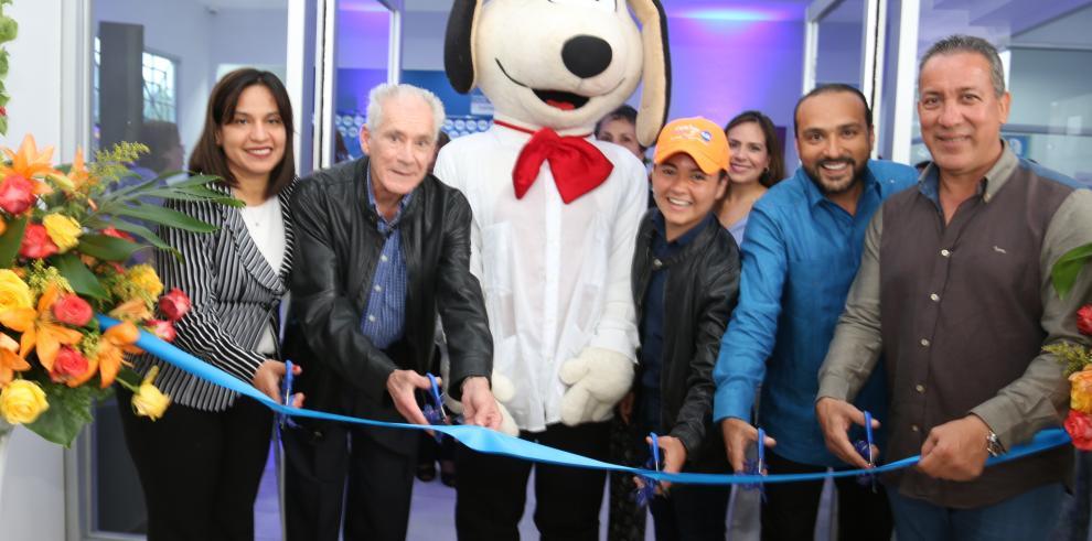 Caja de Ahorros inaugura su sucursal 57, ubicada en Volcán