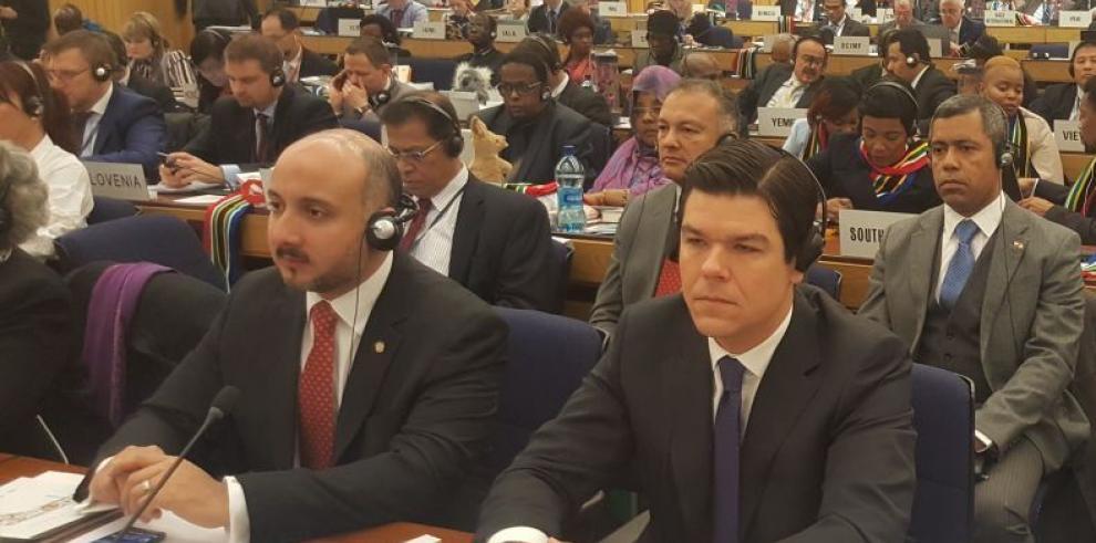 OMI reelige a Panamá en la categoría 'A' para el periodo 2018-2019
