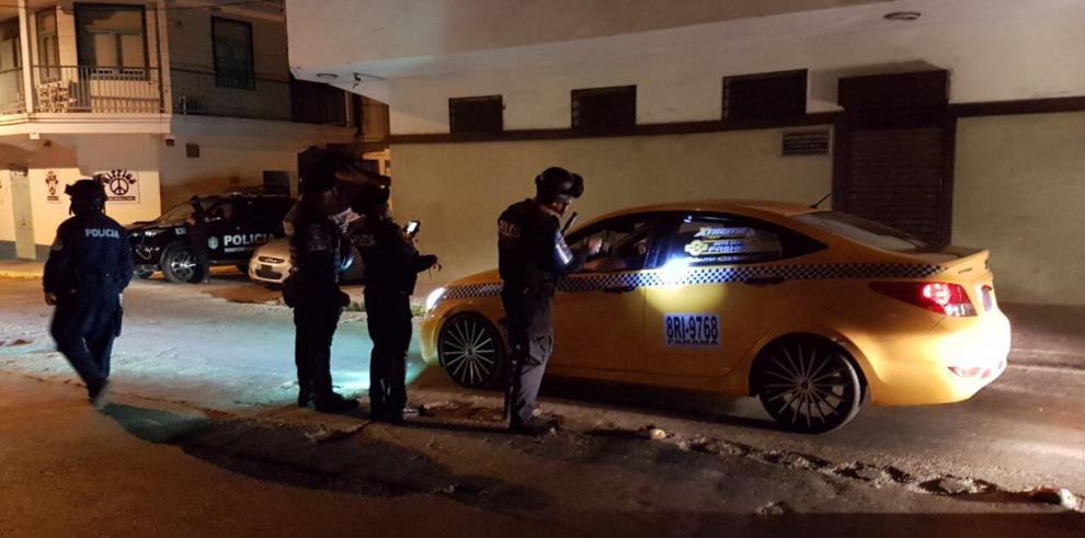 Detienen a pandilleros en operativo en San Felipe