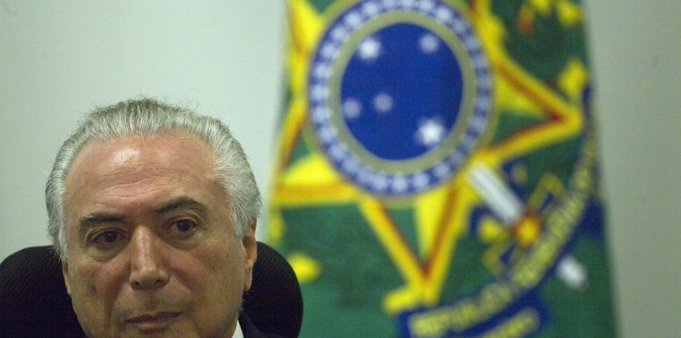 Supremo de Brasil autoriza investigar a Temer por posible compra de silencio