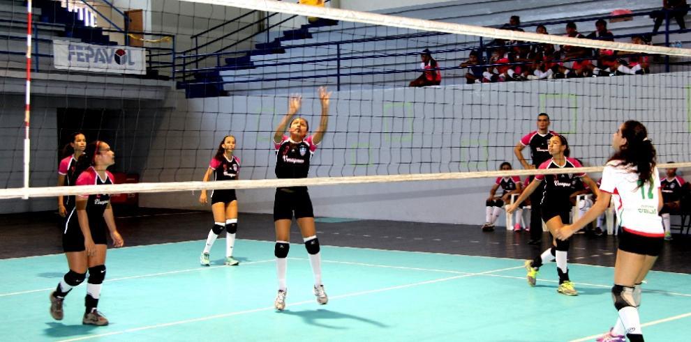 Chiriquí Occidente con doble Triunfoen Nacional de Voleibol