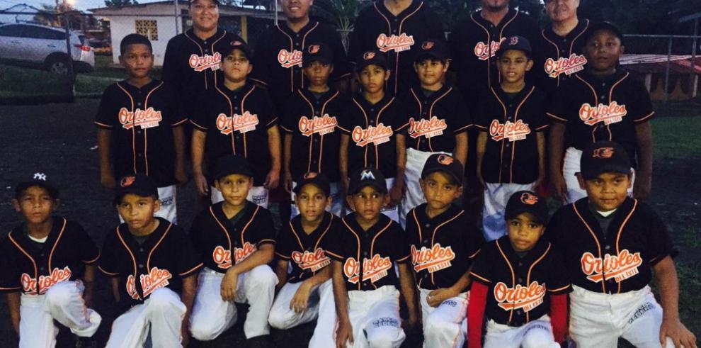 Infantiles de Panamá Este se destacan en torneo en Las Tablas