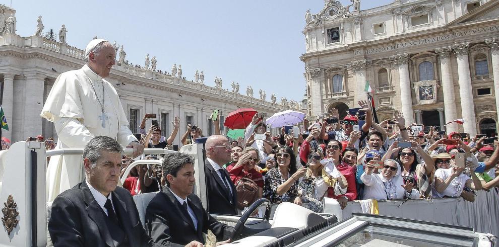 El papa apuesta por