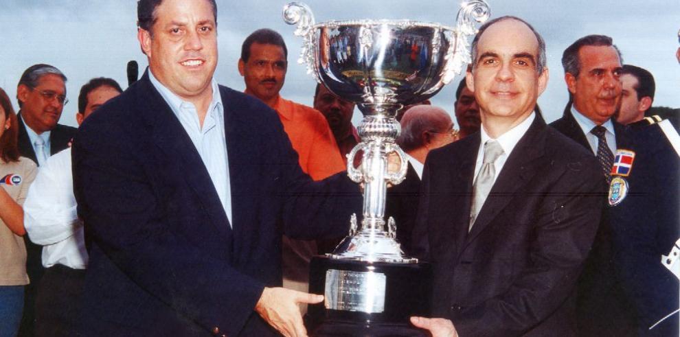 Isaac Tawachi es el máximo ganador del Clásico Presidente de la República