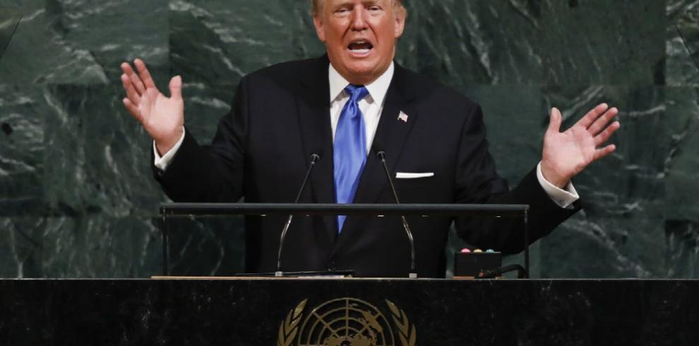 ONU: Trump debuta con advertencias y amenazas