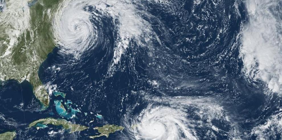 El huracán María toca tierra en el sureste de Puerto Rico