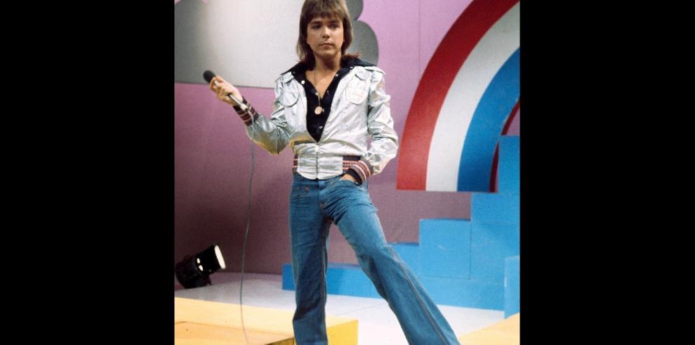 David Cassidy, ídolo juvenil de la década de los 70, muere a los 67 años