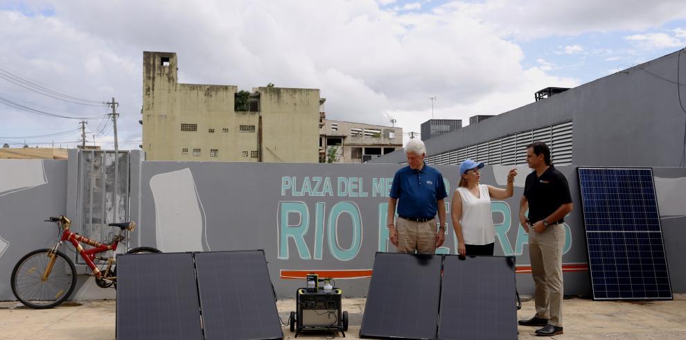 El viejo San Juan recupera el turismo tras paso de los huracanes