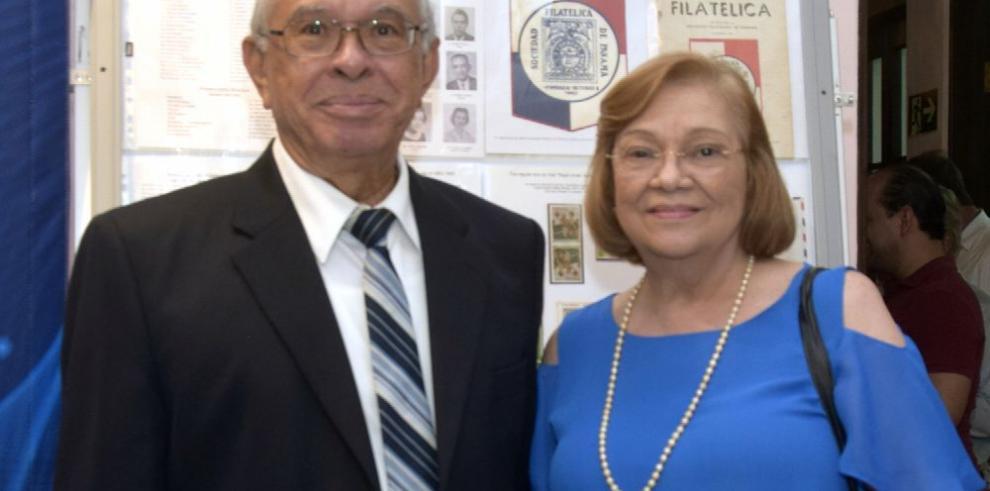 55 años de Filatelia en Panamá