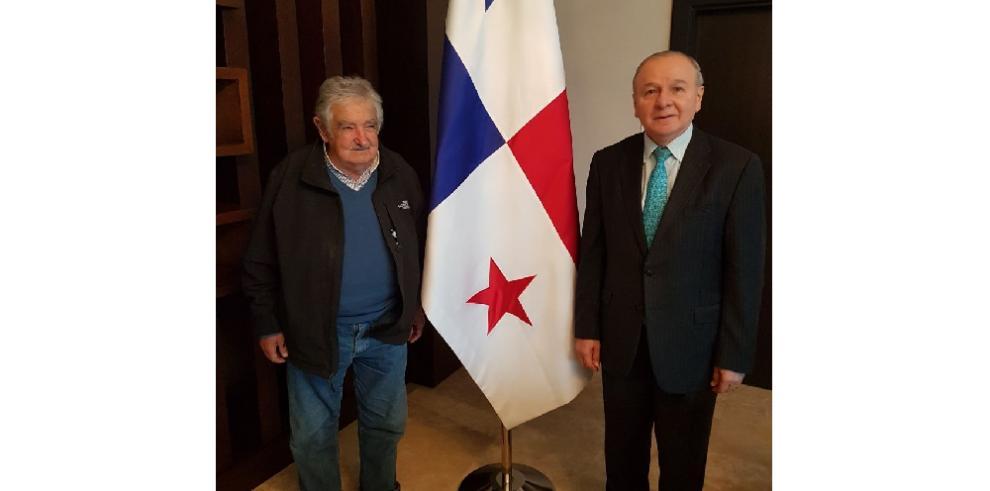 Conoce la agenda del expresidente del Uruguay José Mujica en Panamá