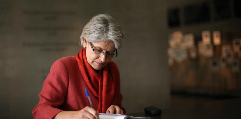 Directora general de Unesco: 'El Museo de la Dignidad manda un mensaje clave'