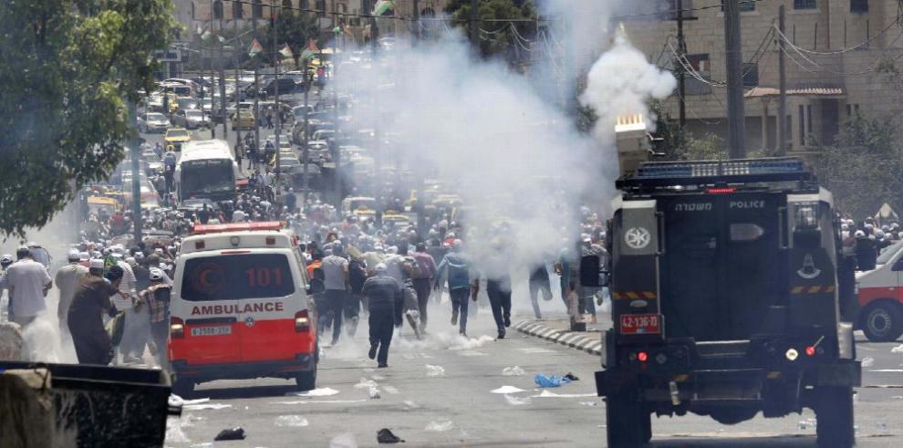 ONU exige resolver crisis en Jerusalén antes de que sea tarde