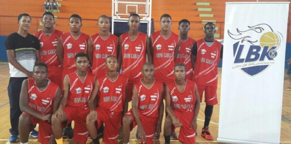 Baloncesto colegial se traslada a Colón