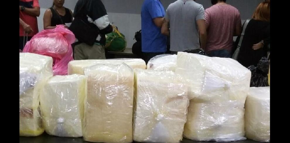 Decomisan alimentos provenientes de Nicaragua