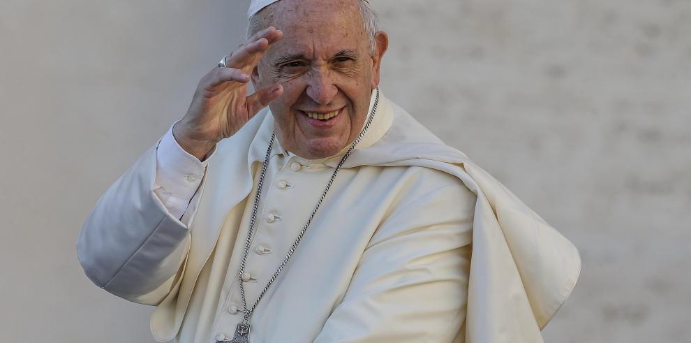 El Papa pide paz y convivencia en Tierra Santa