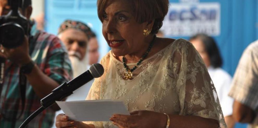 Los diputados del CD son unos 'mal agradecidos', dice Mayín Correa