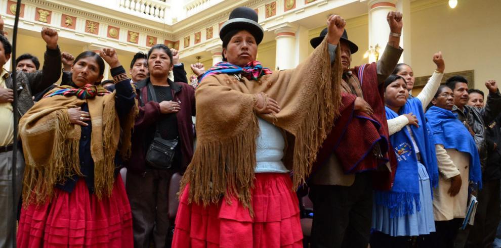 Morales: terminó el tiempo del 'lamento boliviano'