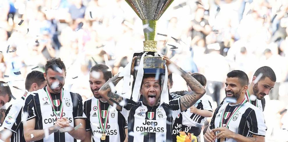 Juventus consigue otro título y agranda su dominio