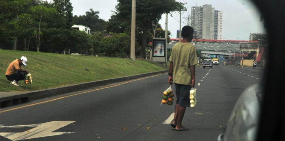 Trabajo infantil disminuyó casi un 12 % en Panamá en dos años