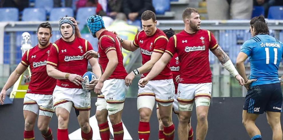 Gales inicia el 'Seis Naciones' con triunfo