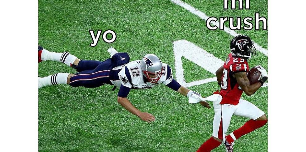 Chistosos memes del Super Bowl