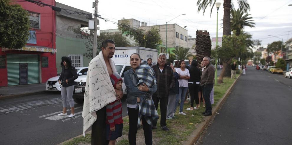 Sismológico mexicano registra 4.287 réplicas del terremoto de 7 de septiembre