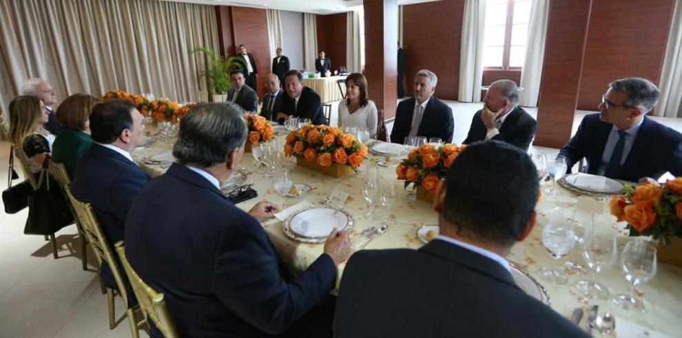 Presidente Varela destaca oportunidades de promoción turística para Panamá