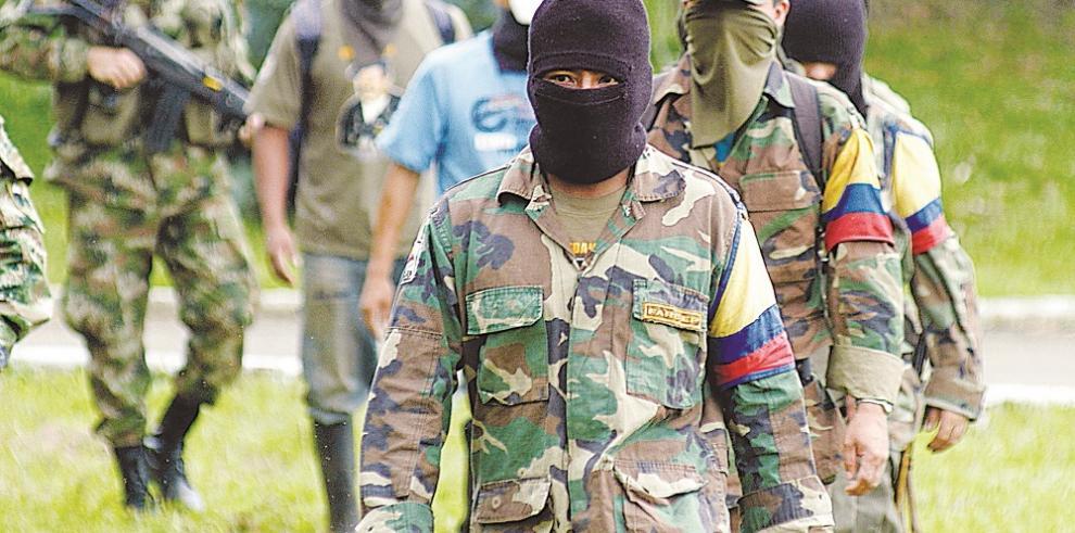 FARC inicia entrega de nuevo lote de armas a misión de la ONU