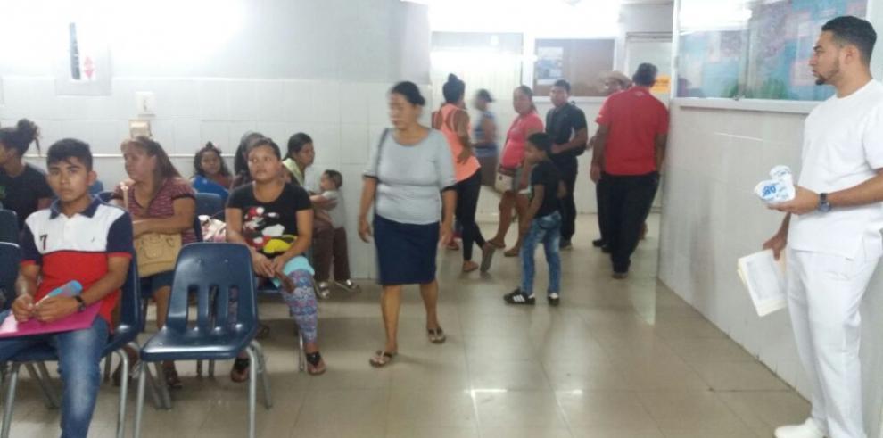 El MINSA informa que centros de salud operan de manera regular