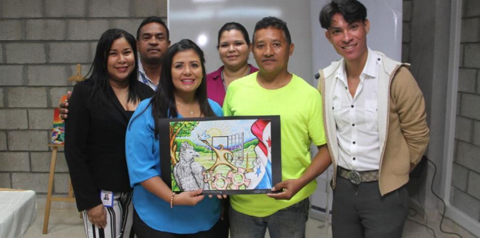 La Joyita gana primer concurso de pintura y tallado