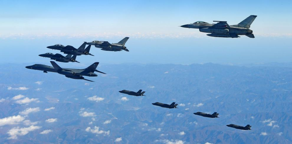 Tillerson sobre Pyongyang: 'la diplomacia hasta la primera bomba'